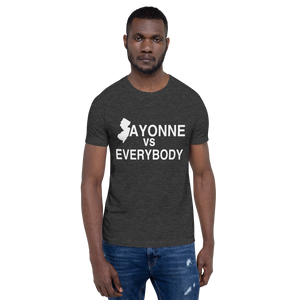 Bayonne Vs Everybody Short-Sleeve T-Shirt