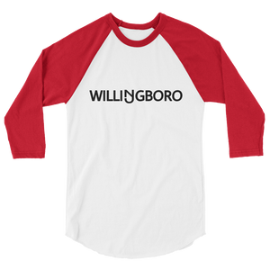 Willingboro 3/4 Sleeve Raglan Shirt