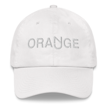 Load image into Gallery viewer, Orange Dad Hat