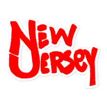 Load image into Gallery viewer, New Jersey Stickers