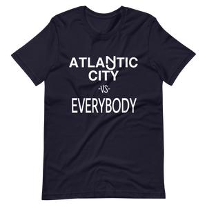 Atlantic City vs Everybody T-Shirt