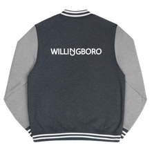 Load image into Gallery viewer, Willingboro Men's Letterman Jacket