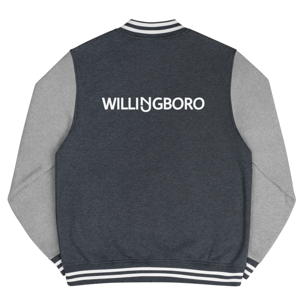 Willingboro Men's Letterman Jacket