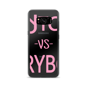 Montclair vs Everybody Pink Samsung Case