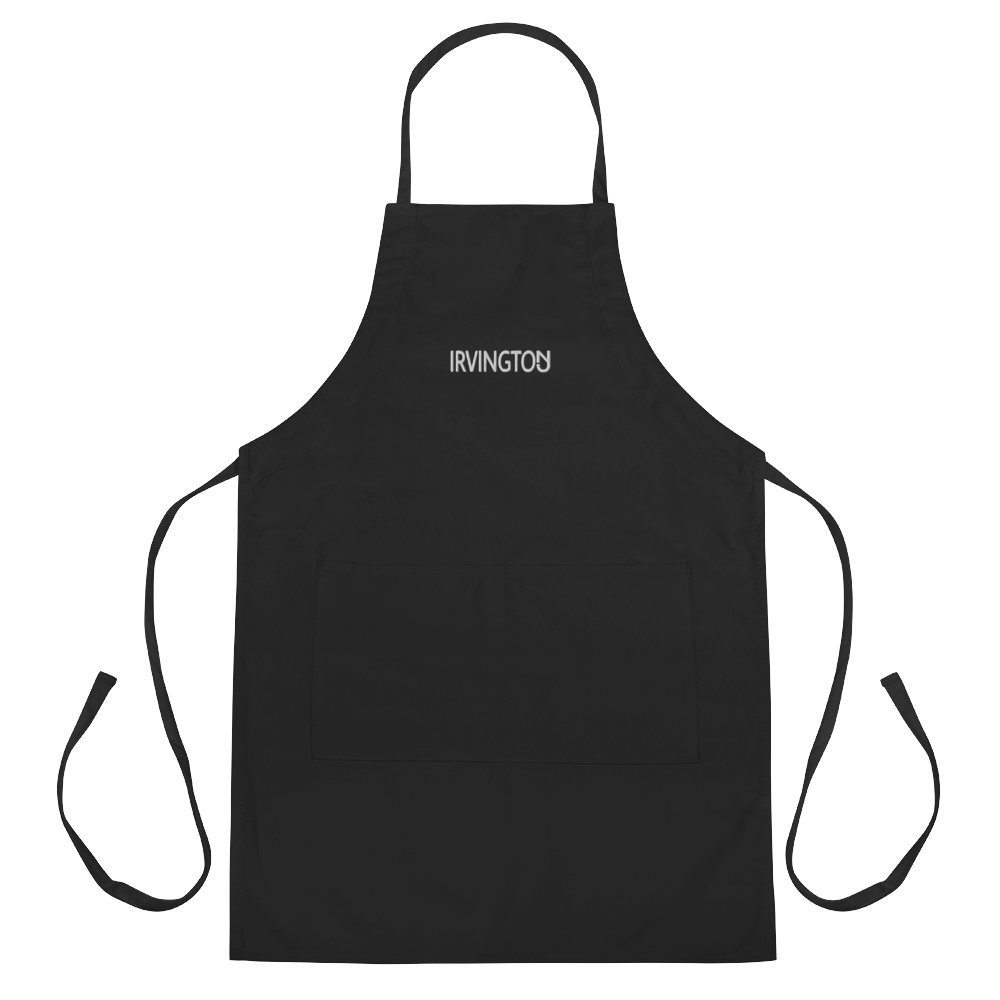 Irvington Embroidered Apron