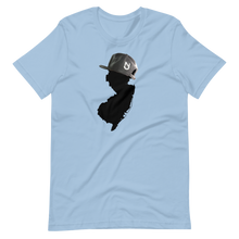 Load image into Gallery viewer, State Hat T-Shirt Black Print