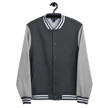 Load image into Gallery viewer, Elizabeth vs Everybody Men's Letterman Jacket