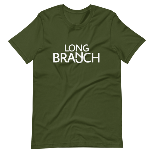 Long branch Short-Sleeve T-Shirt
