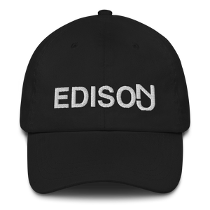 Edison Dad hat