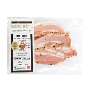 Balzanelli Smoked Speck 200g - Canberra Home Delivery