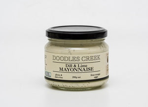 Doodles Creek Mayonnaise Varieties - 285g - Canberra Home Delivery