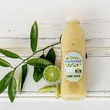 East Coast Lime Juice 1 Litre - Canberra Home Delivery