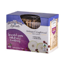Load image into Gallery viewer, Kurrajong Kitchen Artisan Crispbread 175g