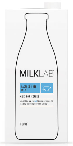 Milk Lab Lactose Free Milk 1L - Canberra Home Delivery