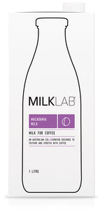 Milk Lab Macadamia Milk 1L - Canberra Home Delivery