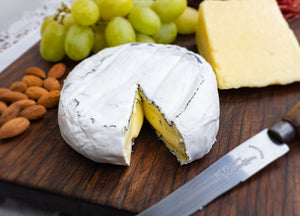 Tilba Real Dairy Mountain Ash Camembert 200g - Canberra Home Delivery