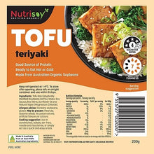 Load image into Gallery viewer, Nutrisoy Tofu Marinated 200g