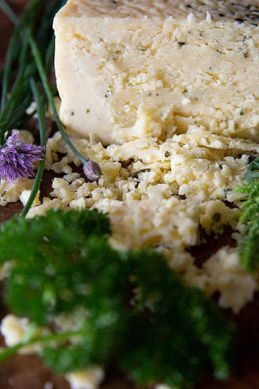 Tilba Real Dairy Tasty Herb and Garlic Cheese - Canberra Home Delivery