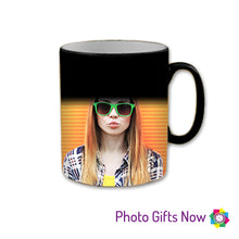 Load image into Gallery viewer, Personalised 11oz Magic Mug || Heat Colour Changing