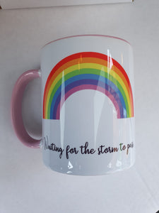RAINBOW DRINKWARE || NHS || Personalise