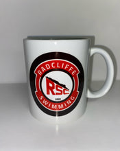 Load image into Gallery viewer, Radcliffe Swimming & Waterpolo Mug