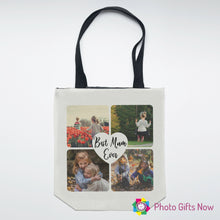 Load image into Gallery viewer, Mothers Day || Luxury Canvas Tote bag || Reusable Shopping Bag