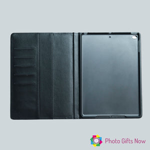 iPad Faux Leather Flip Case || 9.7 || 10.5 || 12.9 PRO || iPad 4 mini