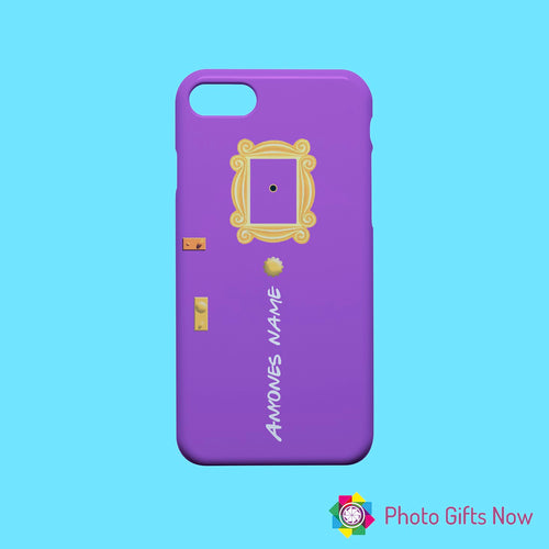 iPhone & Samsung Personalised Phone Case || Friends Design.