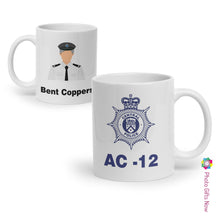 Load image into Gallery viewer, AC-12 Line of Duty Inspired Mug || Tea, Coffee Cup || Ted Hastings