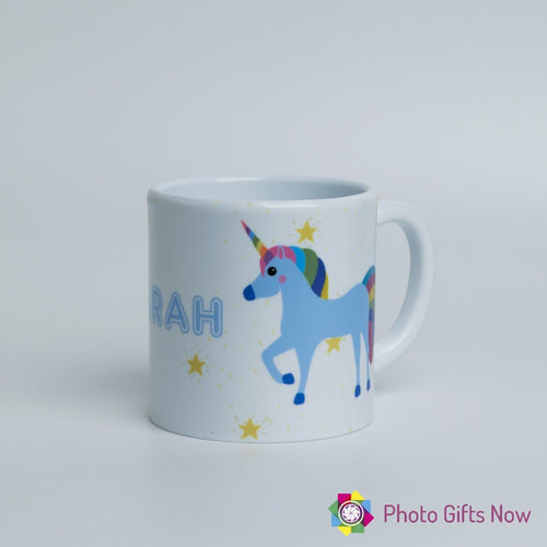 Personalised Kids Plastic Mug 6oz || Any photo || Own Design