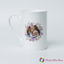 Load image into Gallery viewer, Mothers Day || Personalised 10oz Fine Bone China Mug