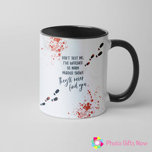 True Crime || Mug ||Tea, Coffee Cup ||