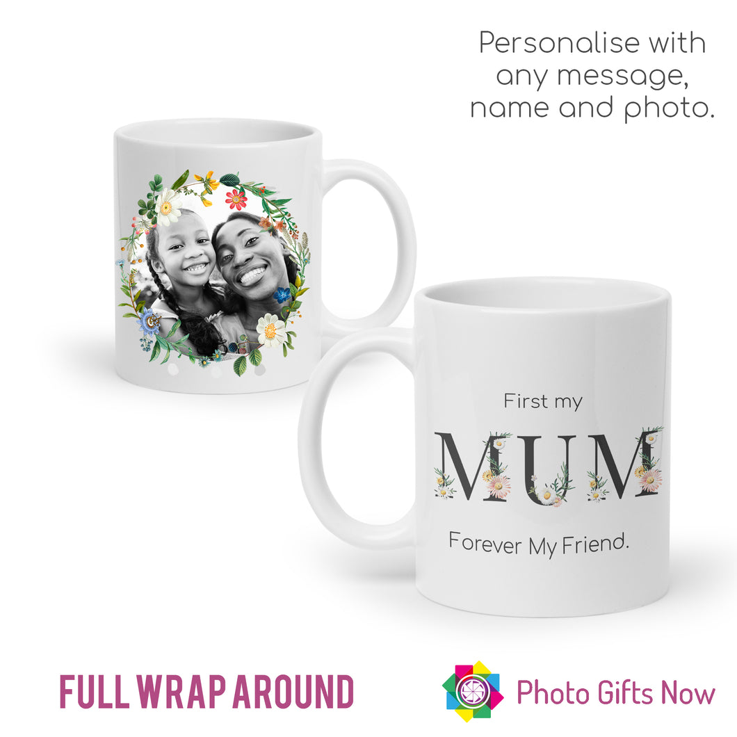 Mother's Day || Personalised 11oz Mug ||