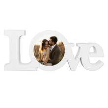 Load image into Gallery viewer, Personalised LOVE Photo Block || Own Photo || Gift Idea || Wedding || Anniversary