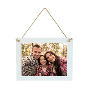 Personalised Photo Hanging Sign || Own Image || Rectangle Signs || Gift Idea || Home Decor.