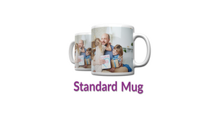 Personalised 11oz Standard Mug || Your Image || Design