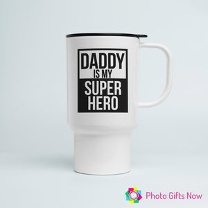 FATHER'S DAY || 14oz Travel Mug with FREE keyring