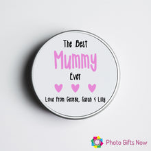 Load image into Gallery viewer, Mothers Day || Memory Tin