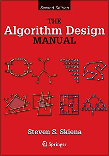 [Ebook PDF] The Algorithm Design Manual
