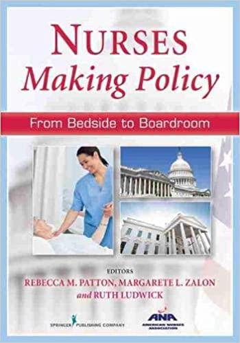 [Ebook PDF] Nurses Making Policy: From Bedside to Boardroom