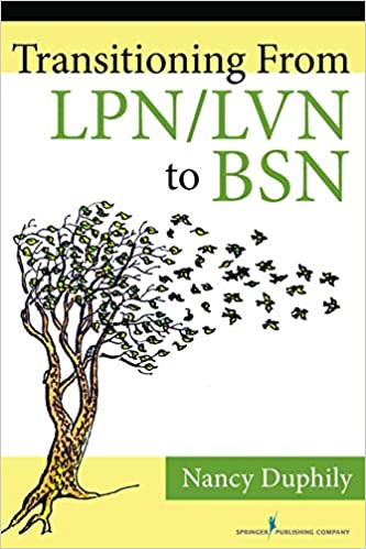 [Ebook PDF] Transitioning From LPN/LVN to BSN