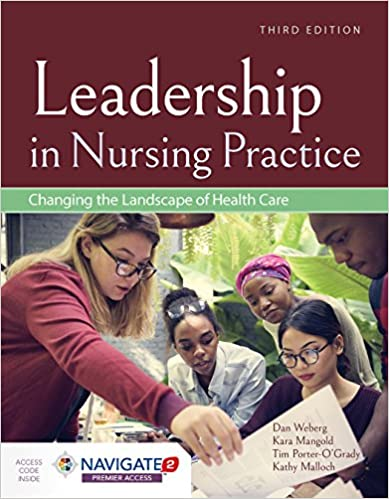 [Ebook PDF] Leadership in Nursing Practice: Changing the Landscape of Health Care