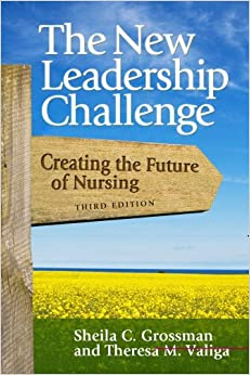 [Ebook PDF] The New leadership Challenge: Creating the Future of Nursing