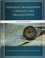 [Ebook PDF] The Strategic Management of Health Care Organizations