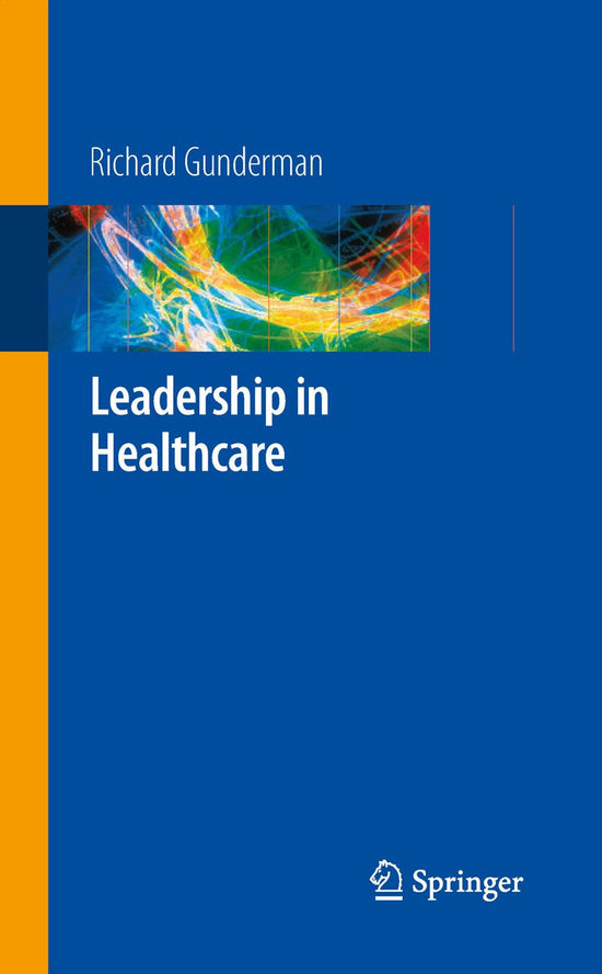 [Ebook PDF] Leadership in Healthcare 2009th Edition