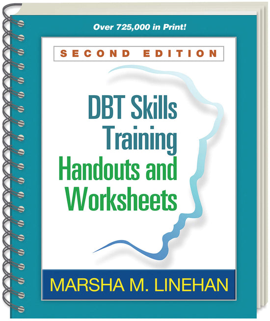 [Ebook PDF] DBT Skills Training Handouts and Worksheets, Second Edition