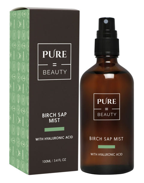Birch Sap Mist with Hyaluronic Acid - Pure=Beauty