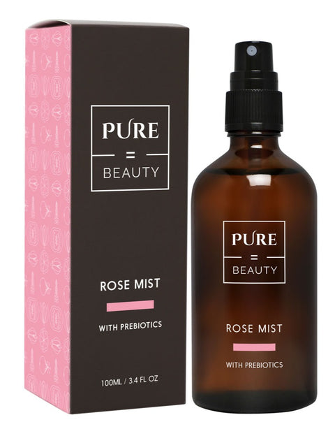 Rose Mist with Prebiotics - Pure=Beauty