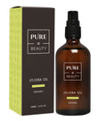 Organic Jojoba Oil - Pure=Beauty
