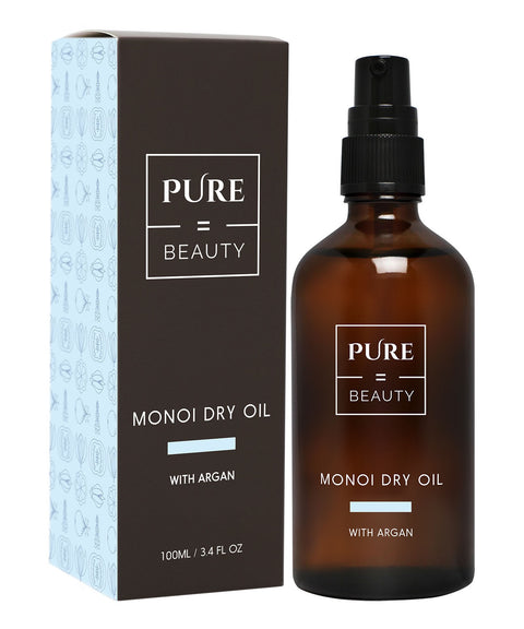 Monoi Dry Oil with Argan - Pure=Beauty